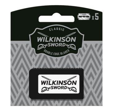 Wilkinson Classic Premium żyletki do maszynki do golenia dla mężczyzn (5 szt.)