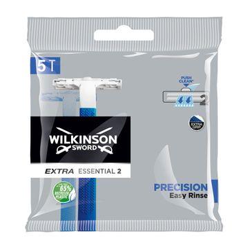 Wilkinson Extra2 Precision jednorazowe maszynki do golenia dla mężczyzn (5 szt.)