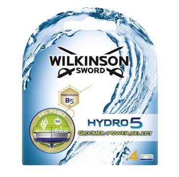Wilkinson Hydro 5 Groomer wymienne wkłady do maszynki do golenia dla mężczyzn (4 szt.)