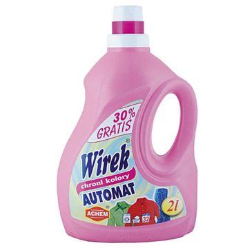 Wirek płyn do prania automat kolor o pojemności (2000 ml)