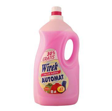 Wirek płyn do prania automat kolor o pojemności (4000 ml)