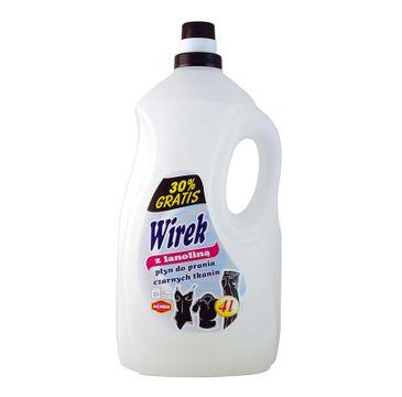 Wirek Płyn do prania czarnych tkanin (4000 ml)