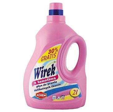 Wirek płyn do prania z lanoliną o pojemności (2000 ml)