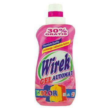 Wirek Żel do prania kolorowych tkanin (1000 ml)