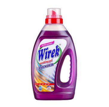 Wirek żel do prania Lavender o pojemności (1.05 litra)