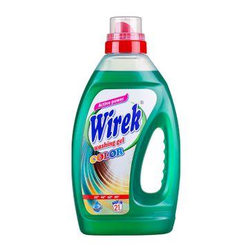 Wirek żel do prania tkanin kolorowych o pojemności (1.05 l)