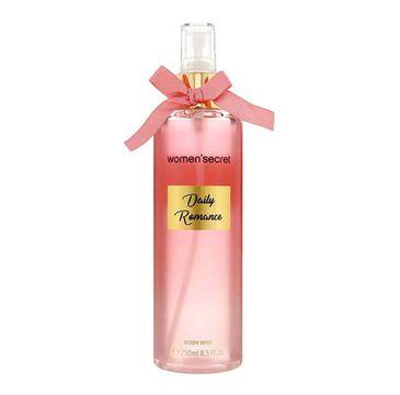 Women'Secret Daily Romance mgiełka do ciała (250 ml)