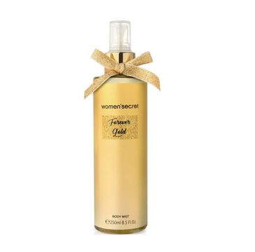 Women'Secret Forever Gold mgiełka do ciała (250 ml)