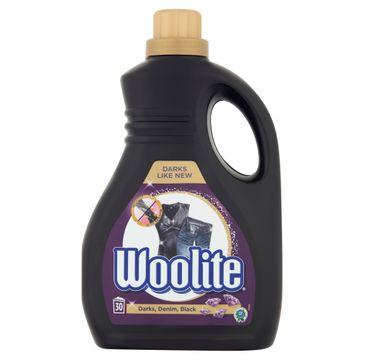 Woolite Black Darks Denim płyn do prania ochrona ciemnych kolorów 1800ml
