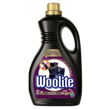 Woolite Black Darks Denim płyn do prania ochrona ciemnych kolorów 2700ml