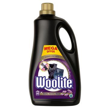 Woolite Black Darks Denim płyn do prania ochrona ciemnych kolorów 3600ml