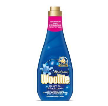 Woolite Blue Passion płyn do płukania tkanin z keratyną 1200ml