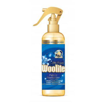 Woolite Blue Passion spray do pielęgnacji tkanin z keratyną 300 ml