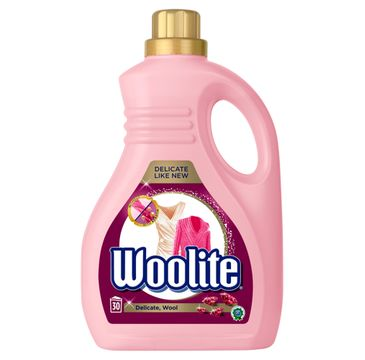 Woolite Delicate Wool płyn do prania ochrona delikatnych tkanin z keratyną 1800ml