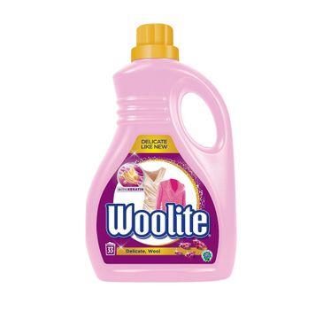 Woolite Delicate Wool płyn do prania ochrona delikatnych tkanin z keratyną 2000ml