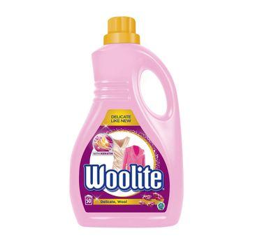Woolite Delicate Wool płyn do prania ochrona delikatnych tkanin z keratyną 3000ml
