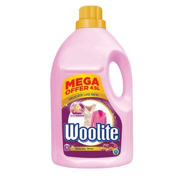 Woolite Delicate Wool płyn do prania ochrona delikatnych tkanin z keratyną 4500ml