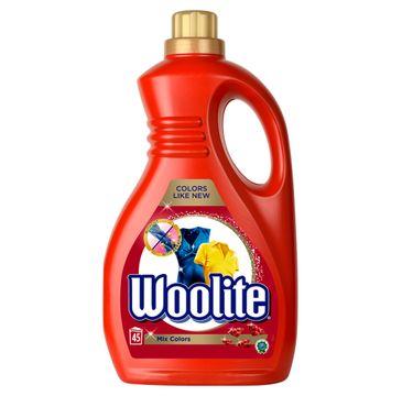 Woolite Mix Colors płyn do prania do koloru z keratyną 2700ml
