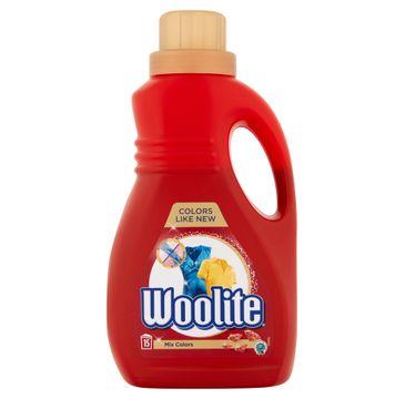 Woolite Mix Colors płyn do prania do koloru z keratyną 900ml