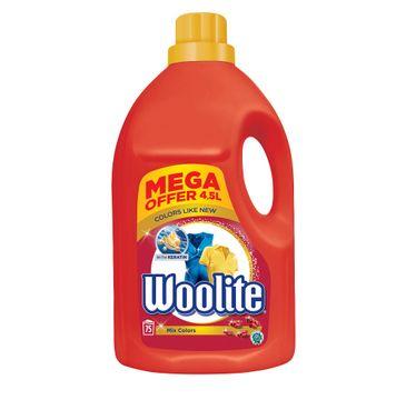 Woolite Mix Colors płyn do prania ochrona kolorów z keratyną 4500ml