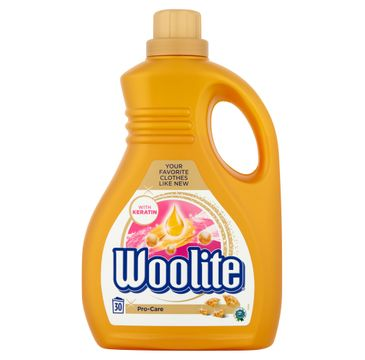 Woolite Pro-Care płyn do prania z keratyną 1800ml