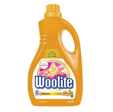 Woolite Pro-Care płyn do prania z keratyną 3000ml