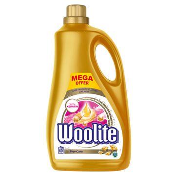 Woolite Pro-Care płyn do prania z keratyną 3600ml
