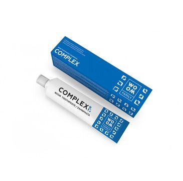 Woom Family Complex profilaktyczna pasta do zębów dla całej rodziny (75 ml)