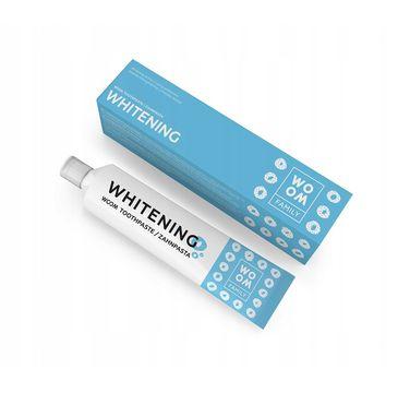 Woom Family Whitening wybielająca pasta do zębów dla całej rodziny (75 ml)