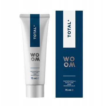 Woom Total+ odbudowująca pasta do zębów (75 ml)