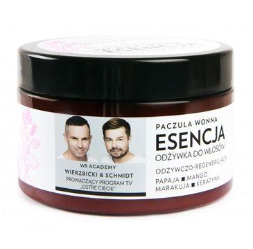WS Academy Esencja odżywczo-regenerująca odżywka do włosów Paczula 250ml