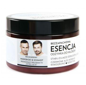 WS Academy Esencja stabilizująco-odbudowująca odżywka do włosów Bezzapachowa 250ml