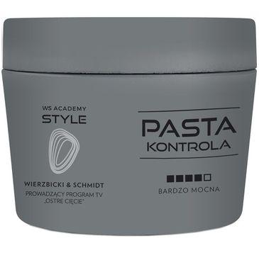 WS Academy Kontrola pasta do modelowania włosów 75ml