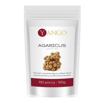 Yango Agaricus suplement diety 100g