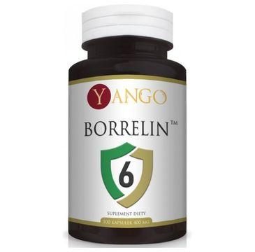 Yango Borrelin 400mg suplement diety 100 kapsułek