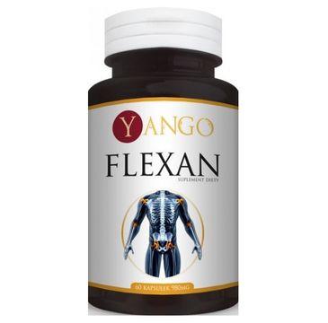 Yango Flexan 980mg suplement diety 60 kapsułek