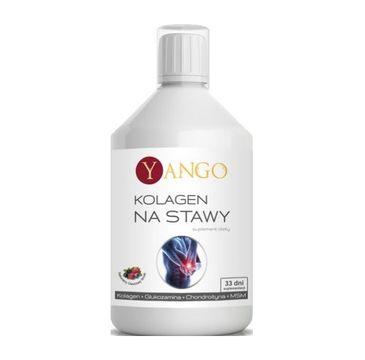 Yango Kolagen Na Stawy suplement diety 500ml