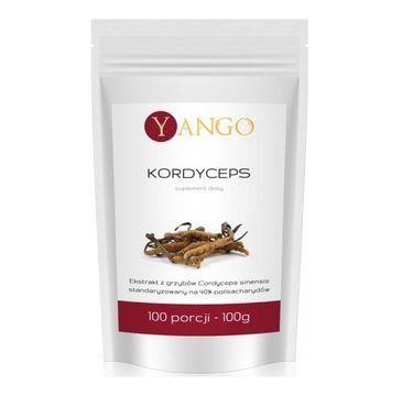 Yango Kordyceps suplement diety 100g