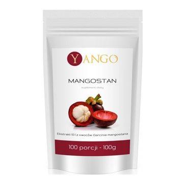 Yango Mangostan suplement diety 100g