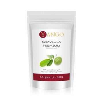 Yango Suplement diety Graviola Premium 100 g