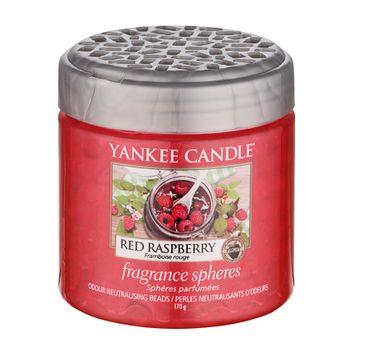 Yankee Candle Fragrance Spheres kuleczki zapachowe Red Raspberry 170g