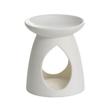 Yankee Candle Pastel Hue kominek do wosków gładki biały 1szt