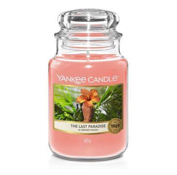 Yankee Candle Świeca zapachowa duży słój The Last Paradise (623 g)