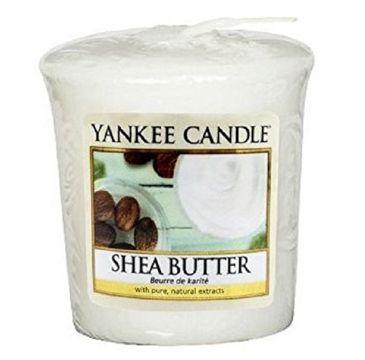 Yankee Candle Świeca zapachowa sampler Shea Butter 49g