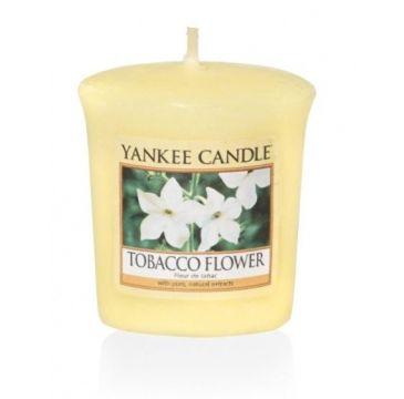 Yankee Candle Świeca zapachowa sampler Tobacco Flower 49g