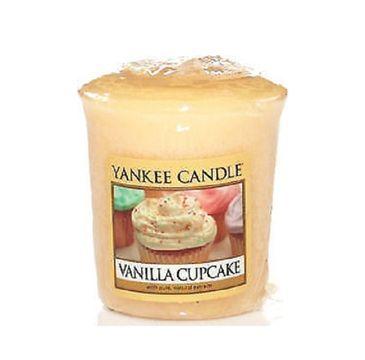 Yankee Candle Świeca zapachowa sampler Vanilla Cupcake 49g