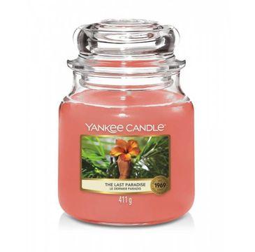 Yankee Candle Świeca zapachowa średni słój The Last Paradise (411 g)