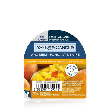 Yankee Candle – Wax Melt wosk zapachowy Mango Peach Salsa (22 g)
