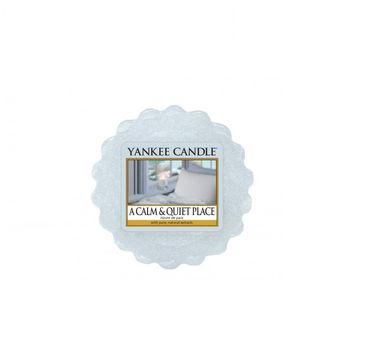 Yankee Candle Wosk zapachowy A Calm & Quiet Place 22g