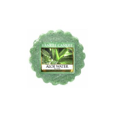 Yankee Candle Wosk zapachowy Aloe Water 22g